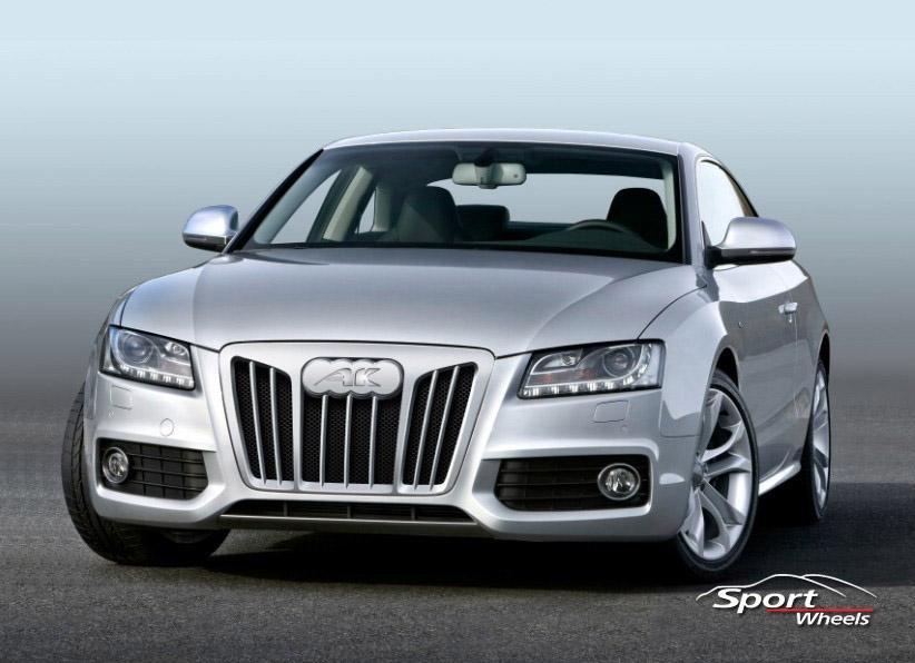 Audi Sport Grills For Audi S5 2009 Autos Post