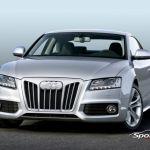 2009 Audi Custom Grills