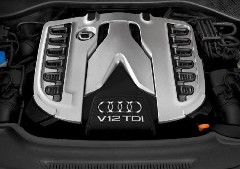 2009 Audi Q7 V12 TDI Quattro