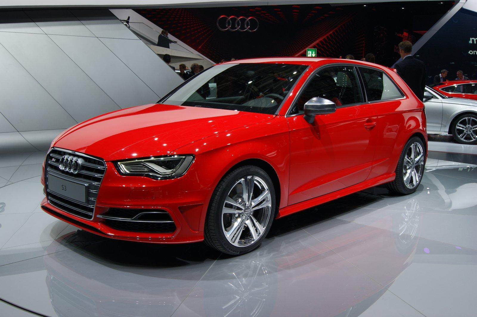 2013 audi s3 in paris latest audi news. Black Bedroom Furniture Sets. Home Design Ideas