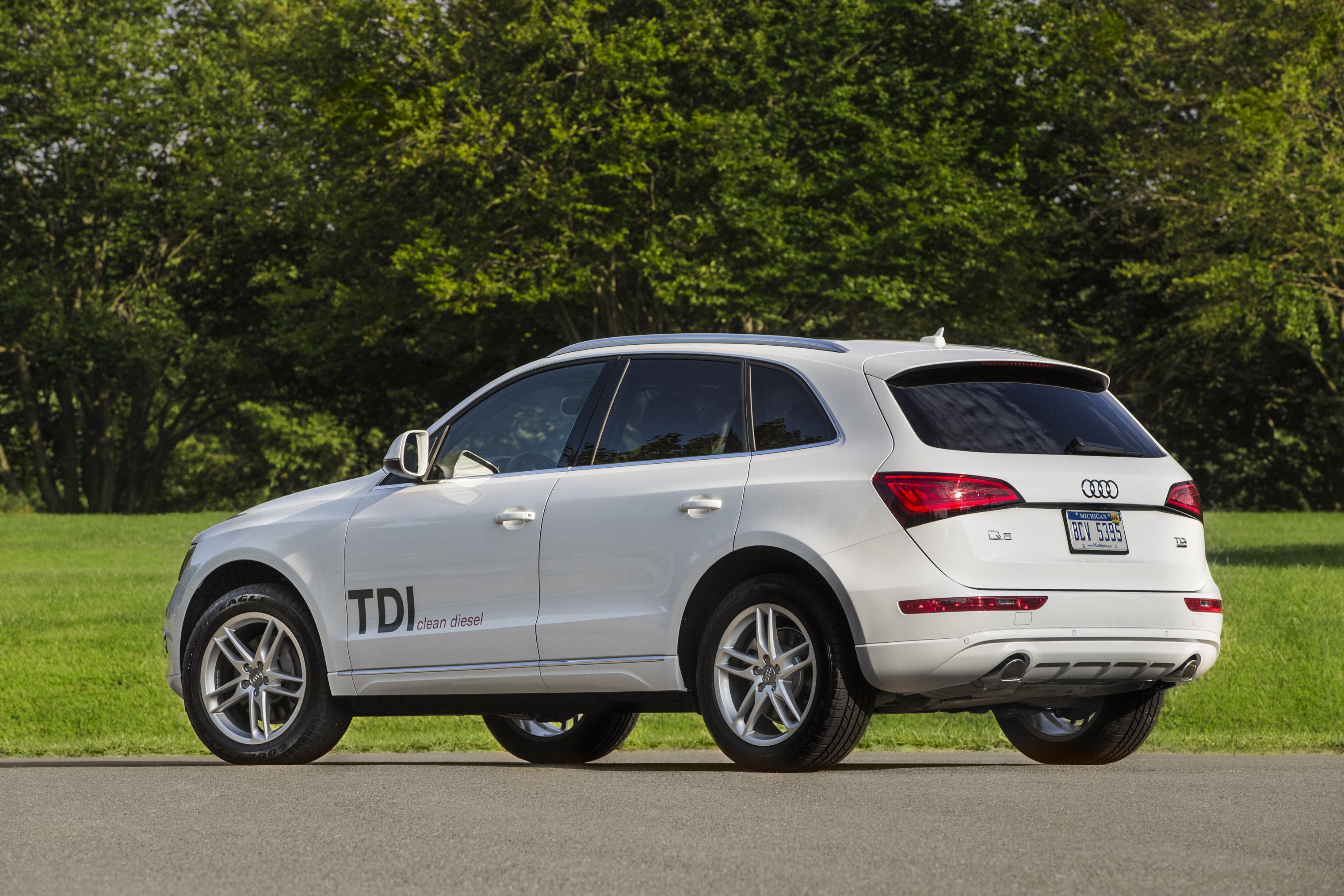 2014 Audi Q5 Tdi Best Luxury Compact Suv Latest Audi News