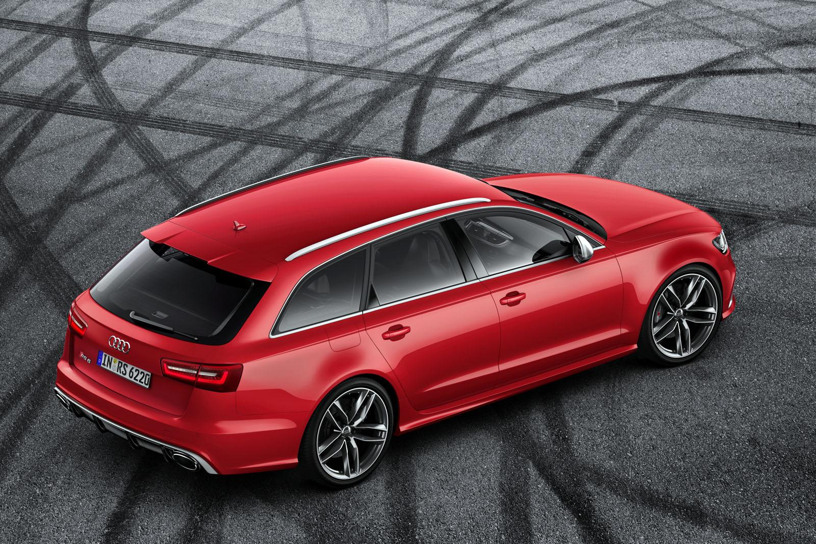 2014 audi rs6 avant 05 Audi has no plans to offer 2014 RS6 Avant in the US