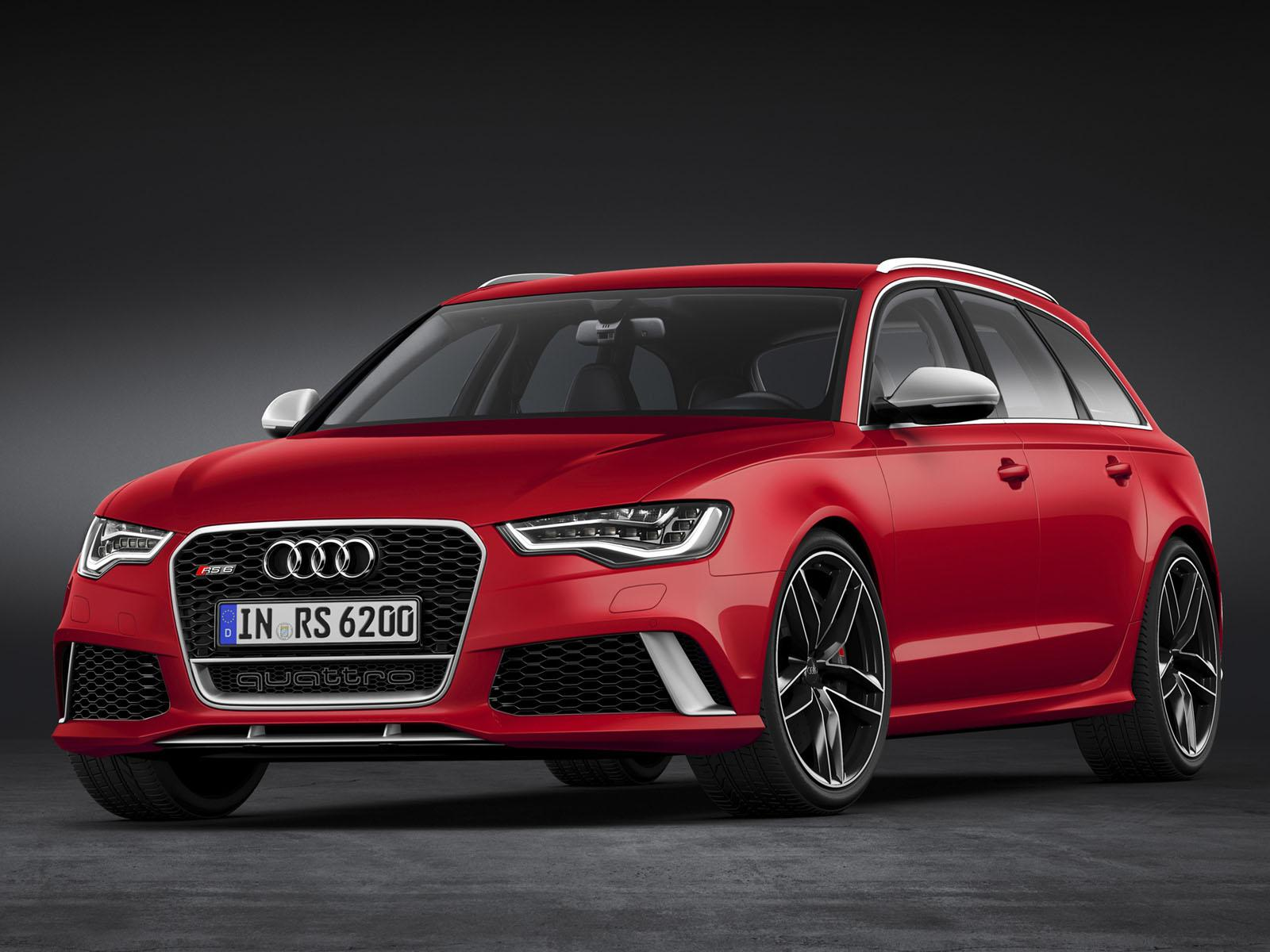 2014 audi rs6 avant 07 Audi has no plans to offer 2014 RS6 Avant in the US