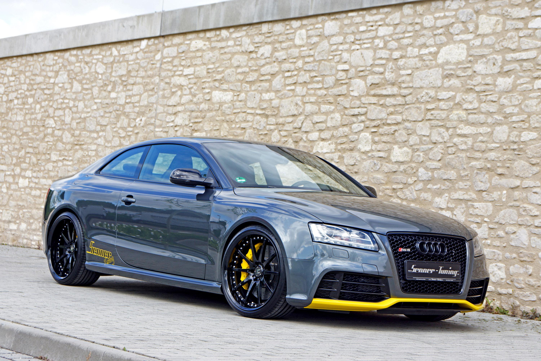 2014 Senner Tuning Audi Rs5 Coupe Latest Audi News