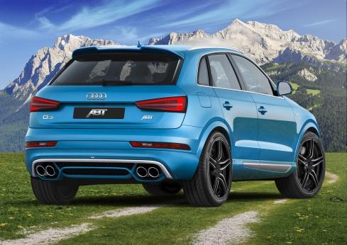 2015 ABT Audi Q3 TDI