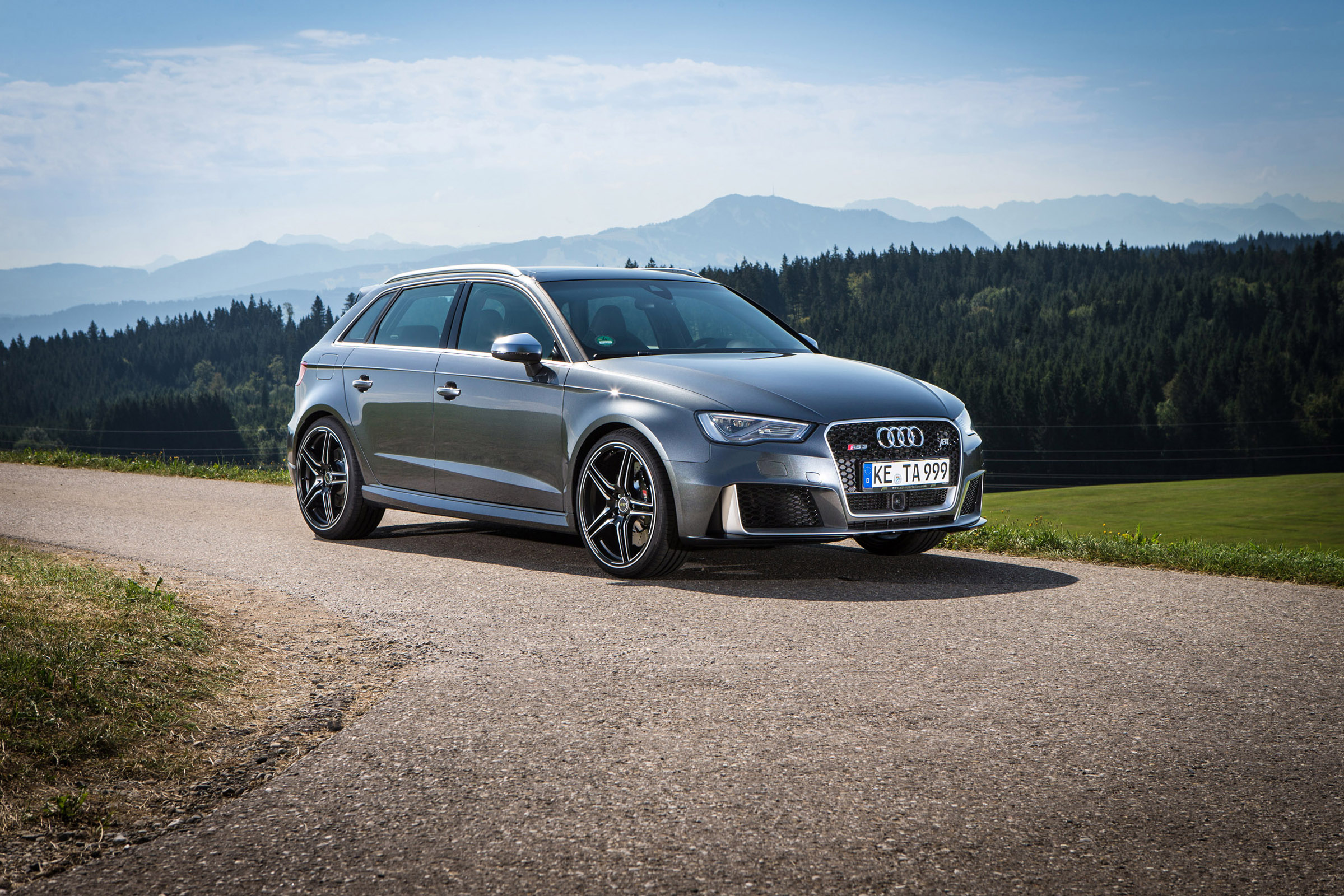 ABT Sportsline with 430 hp for the new Audi RS3 - Latest ...