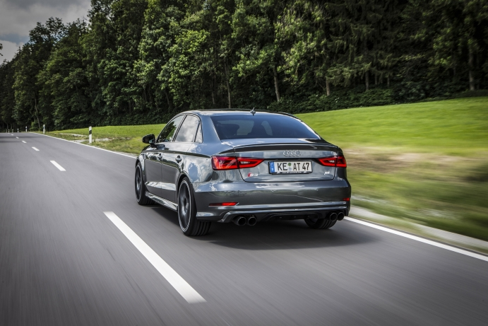 2015 ABT Audi S3 Limo 400hp