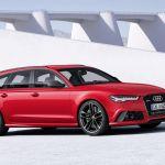 2015 Audi RS 6 Avant