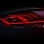 2015 Audi TT official design sketches