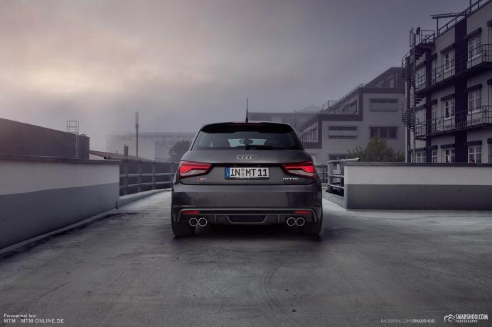 2015 MTM Audi S1