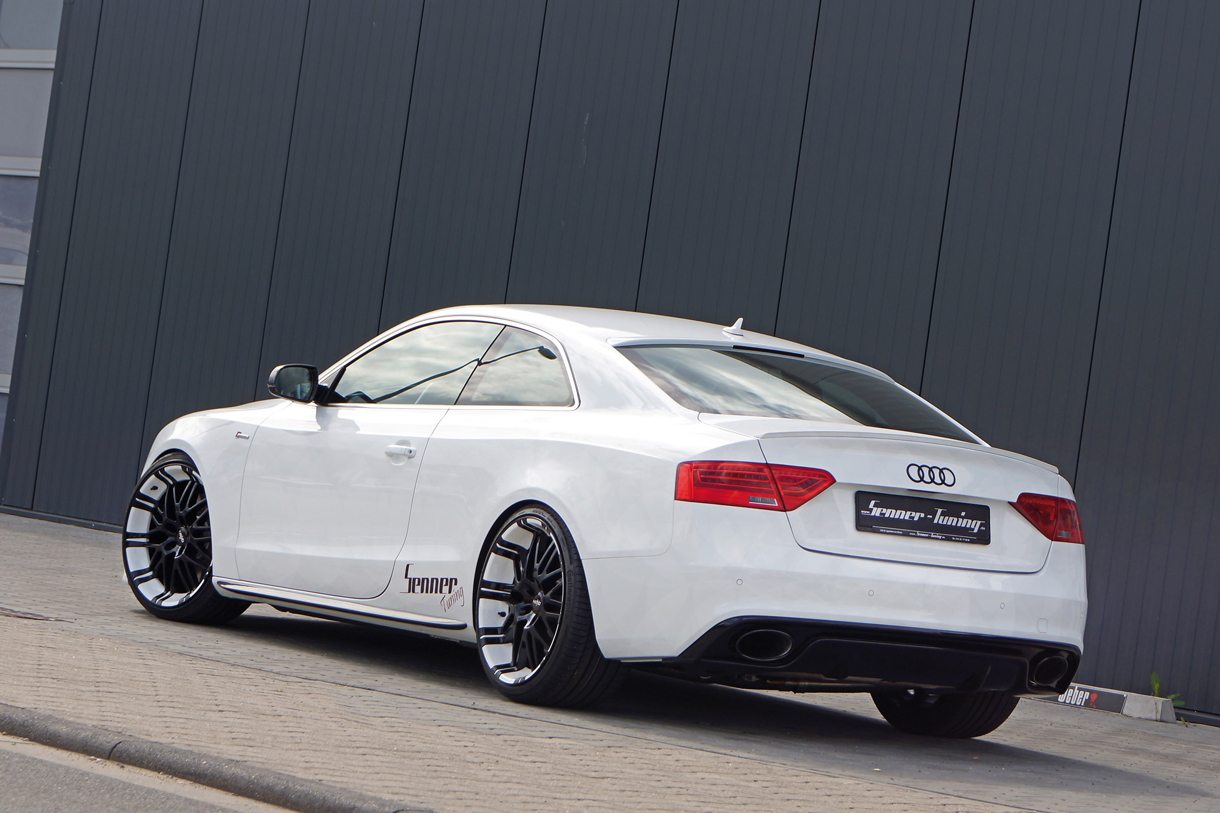 Senner Tuning An Oxigin Medley For The S5 Coupe And A5
