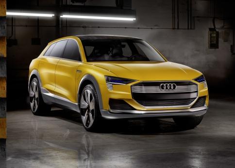 2016 Audi h-tron quattro Concept