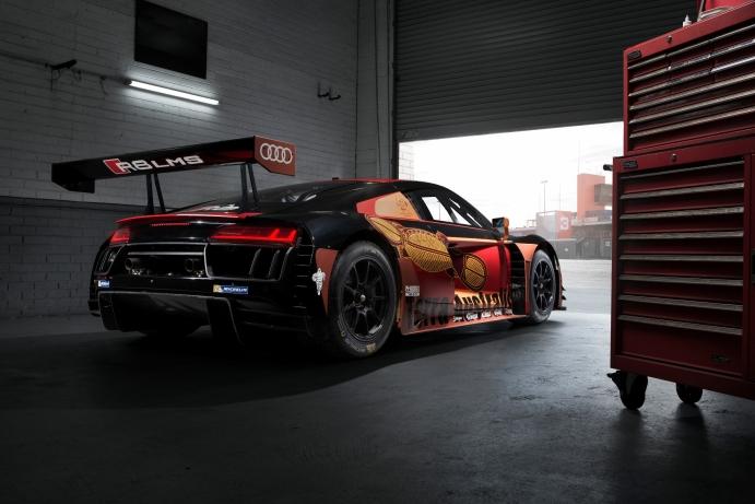 2016 Audi R8 LMS 12h Bathurst