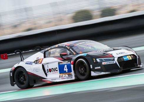 2016 Audi R8 LMS Dubai