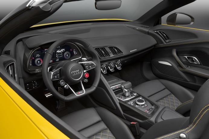 2016 Audi R8 Spyder V10