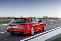 2016 Audi RS6 Avant performance