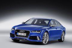 2016 Audi RS7 Sportback performance