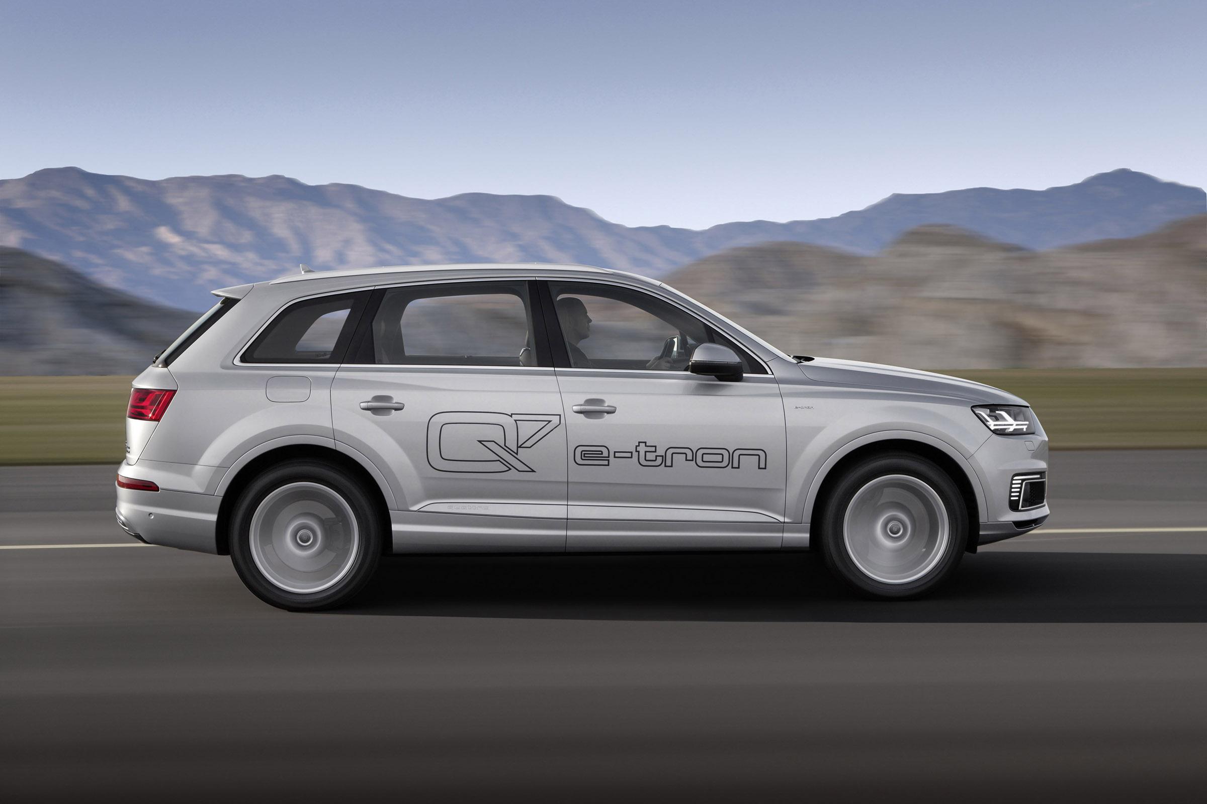 Audi q7 2015 fuel consumption 12
