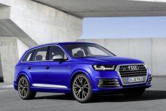 2017 Audi SQ7 TDI