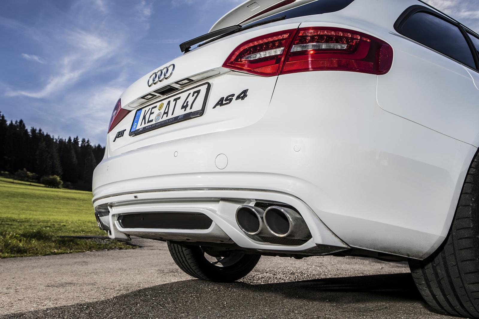 abt as4 06 Power, prestige and performance – ABT AS4 and AS4 Avant