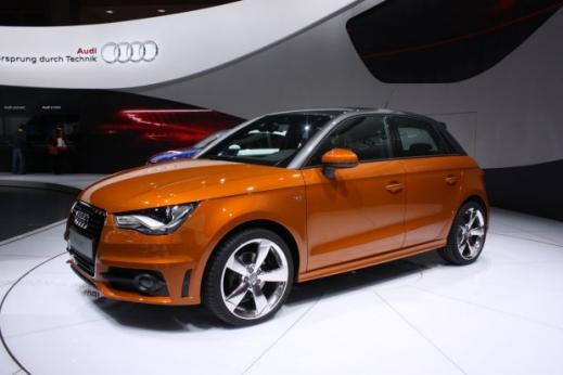 Audi A1 Sportback Five Door