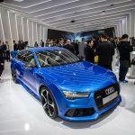 Audi at 2015 CES