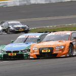 Audi Banks on Strong Teamwork at Lausitz