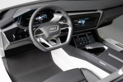Audi e-tron quattro concept CES 2016