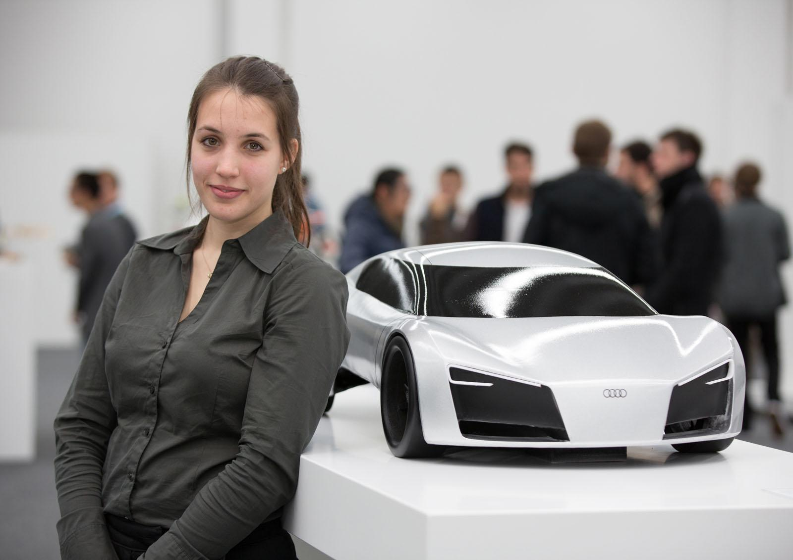 audi gt concept 04 Audi Hosts Design Universities