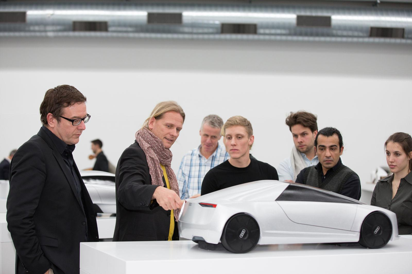 audi gt concept 06 Audi Hosts Design Universities