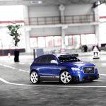 Audi Q5 Model Car