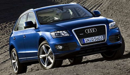 Audi Q5 Leaked