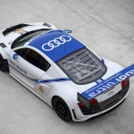 thumbs audi r8 lms ultra real madrid edition 01 Audi R8 LMS Ultra Real Madrid Edition