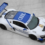 Audi R8 LMS Ultra Real Madrid Edition