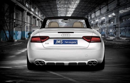 JMS Audi A5 Cabrio Facelift