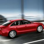 Audi New Technologies for Efficient Driving