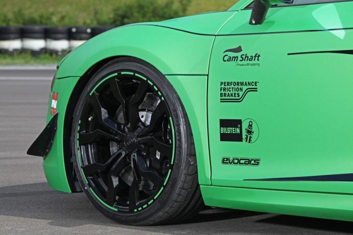 Racing One Audi R8 V10 5.2 Quattro