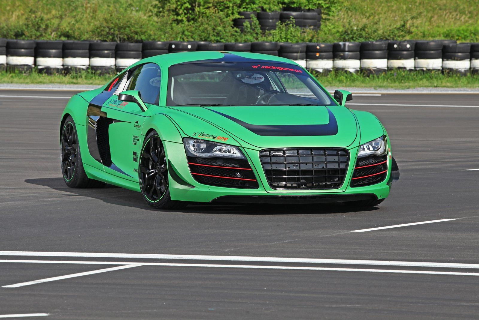 Racing One Audi R8 V10 5.2 Quattro - Latest Audi News