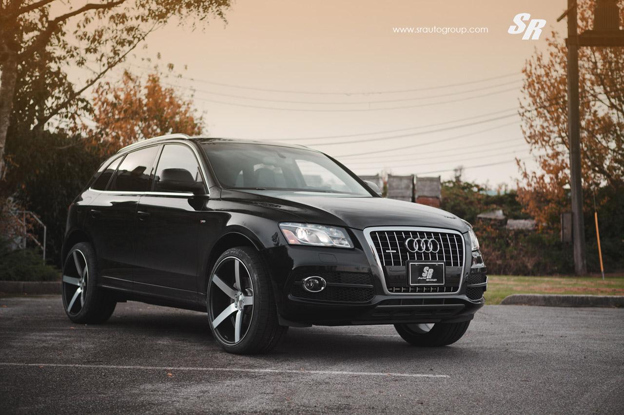 SR Auto Audi Q5 Vossen CV Latest Audi News