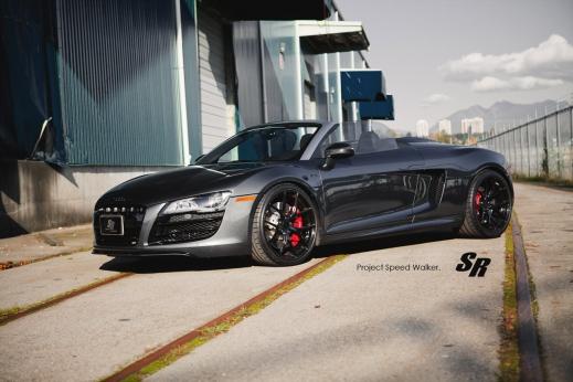SR Auto Audi R8 Spyder