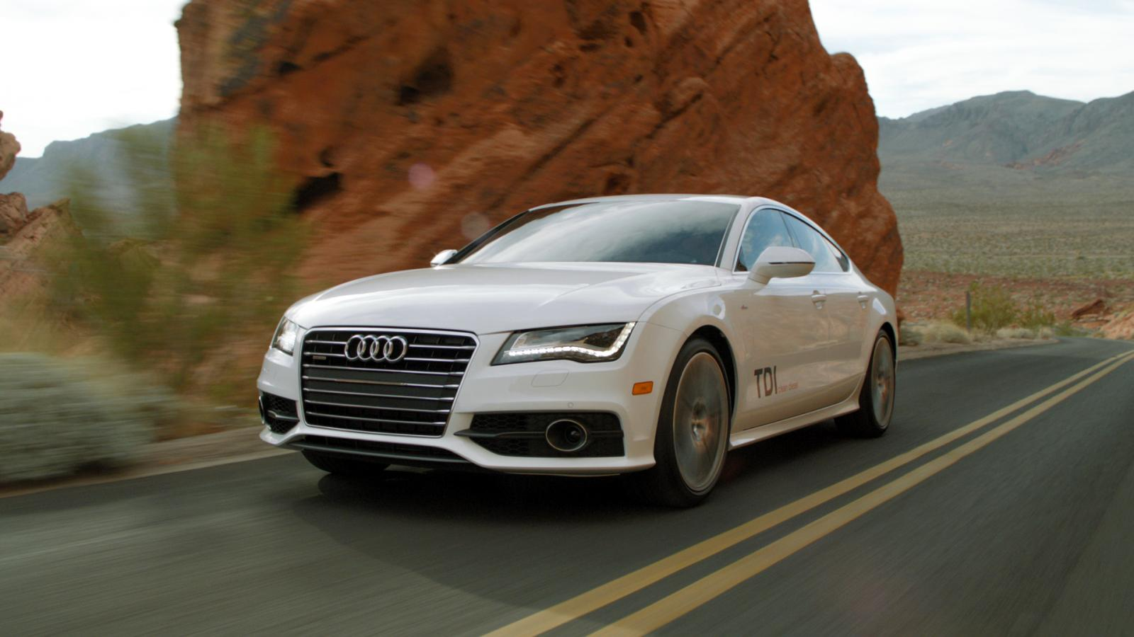 a7 Audi to introduce four new TDI clean diesel models to the U.S. Market at the L.A. Auto Show