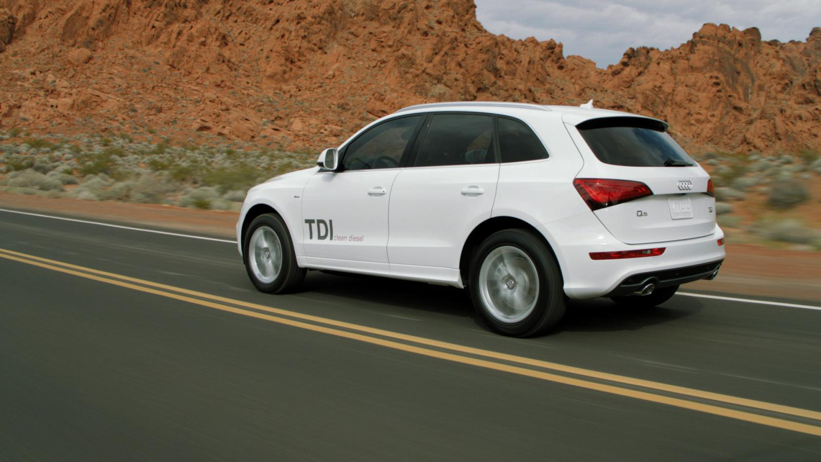 q5 Audi to introduce four new TDI clean diesel models to the U.S. Market at the L.A. Auto Show