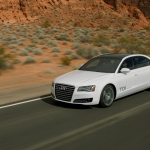 thumbs a8 Audi to introduce four new TDI clean diesel models to the U.S. Market at the L.A. Auto Show