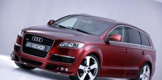 JE Design Audi Q7 Street Rocket Front