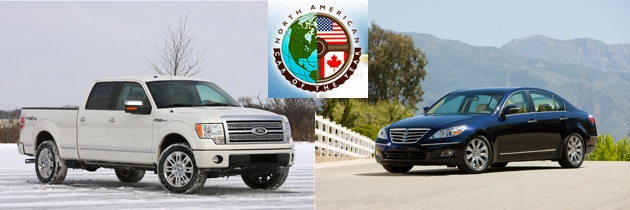 573608fbbd09f150 2010 North American Car of the Year nominees announced