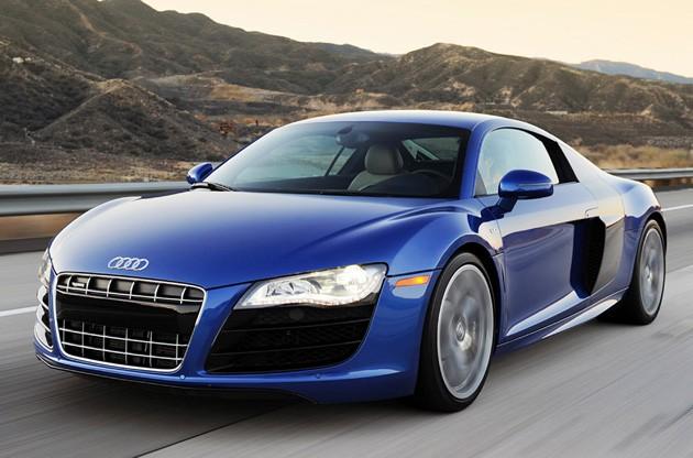 Audi r8 v10 spyder rtronic 4