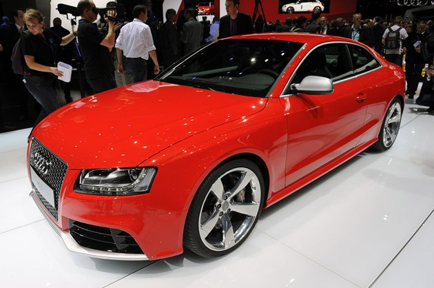 Audi RS5 is a 450-horsepower