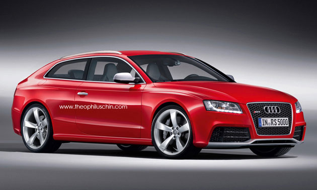 1254195264630op Rendered Speculation: Audi RS5 Shooting Brake