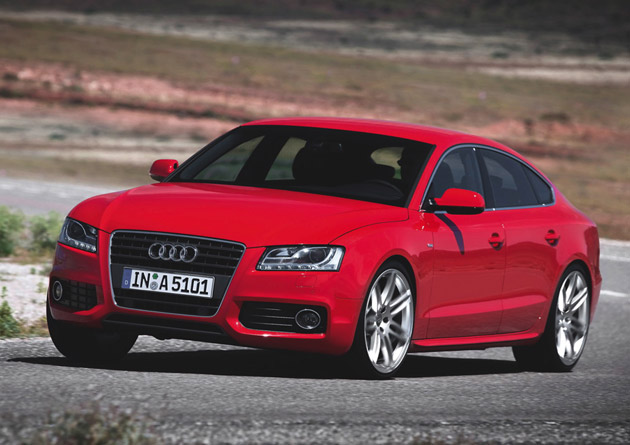0810e0cd48630op Audi A5 Sportback could come to the States, A8 diesel due next year