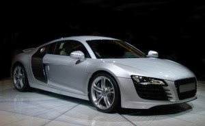 audi r8 300x184 Audi Pledges to be #1 by 2020